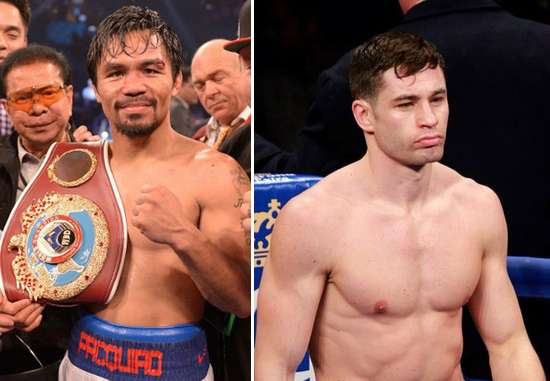 Manny Pacquiao vs Chris Algieri Live Streaming