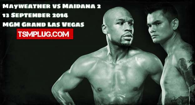 Mayweather vs Maidana rematch september 2014
