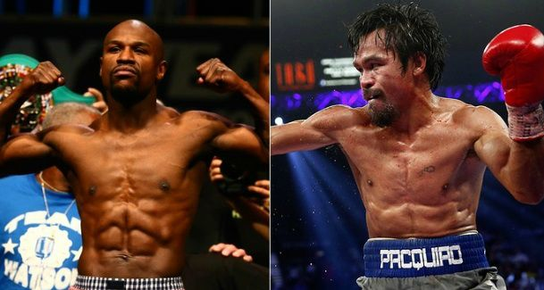 Mayweather vs Pacquiao May 2015