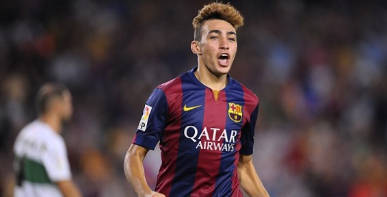Barcelona 3-0 Elche Highlights