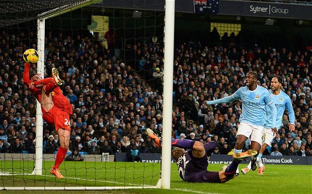 Best English Premier League Games 2014-15