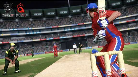 Don Bradman Cricket 2014 Game  batting Improvements