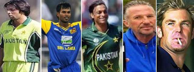 Famous Cricketers Found Guilty of Doping
