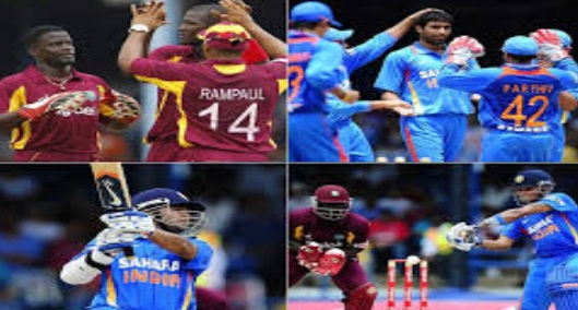 India vs West Indies 2014 Schedule