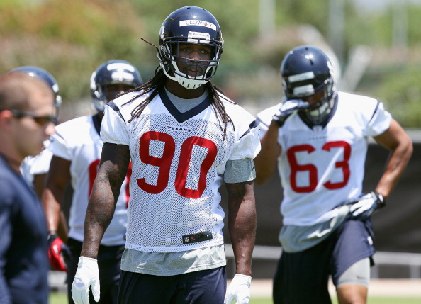 Houston Texans Rookie Minicamp