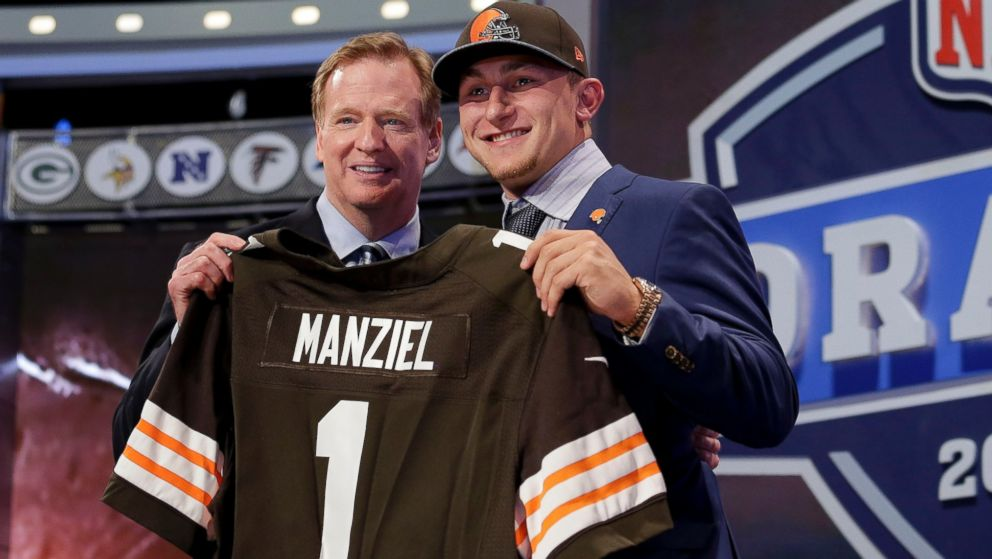 JohnnyManzielDraftDay