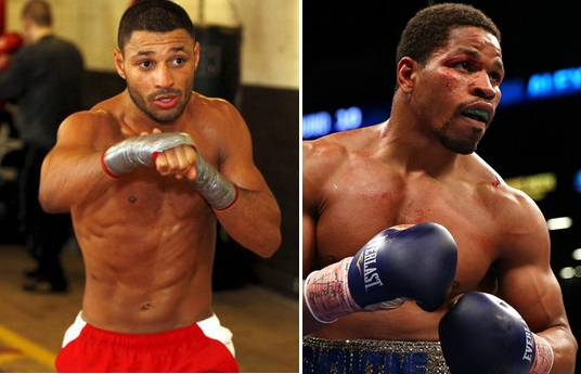 Kell Brook vs Shawn Porter Live Streaming