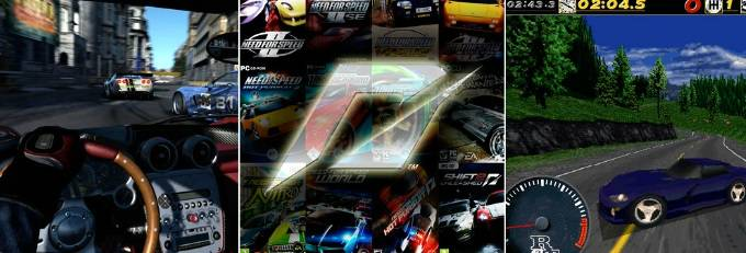 Need for speed game franchise history