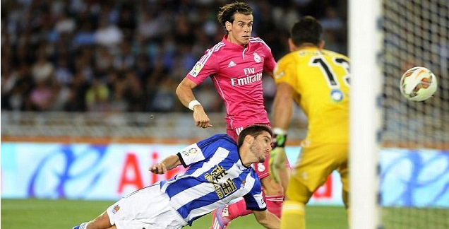 Real Sociedad 3-2 Real Madrid Highlights
