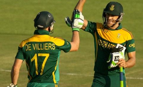 South AFrica vs Australia Highlights 2014 ODI Series