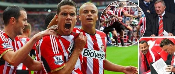 Sunderland vs Manchester United Highlights 2014-15 season