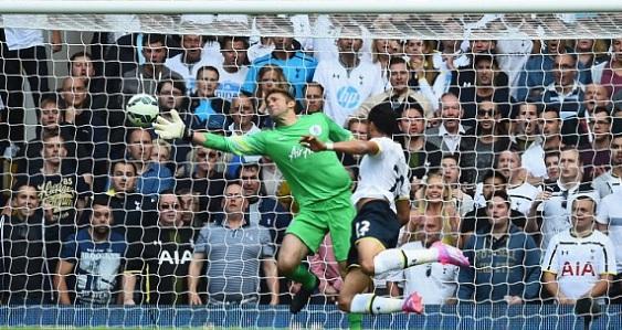 Tottenham 4-0 QPR Highlights