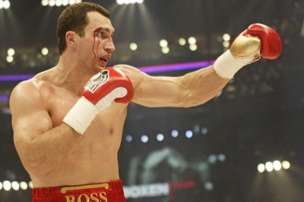 wladimir klitschko next fight