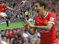Manchester United vs QPR Highlights 2014 Premier League