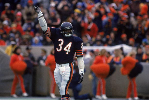 Top Five Running Backs In NFL History