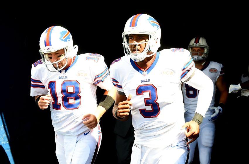 7e7c64dfce0 Kyle Orton Replaces EJ Manuel As Bills Starting Quarterback