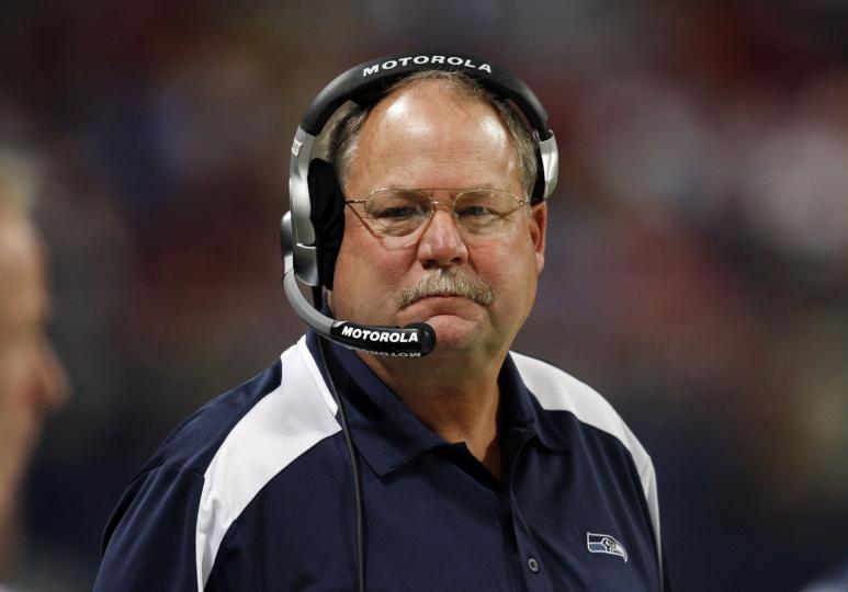 Mike Holmgren Discusses Coaching Oakland Raiders