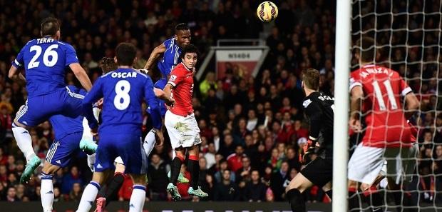 Manchester United vs Chelsea Highlights