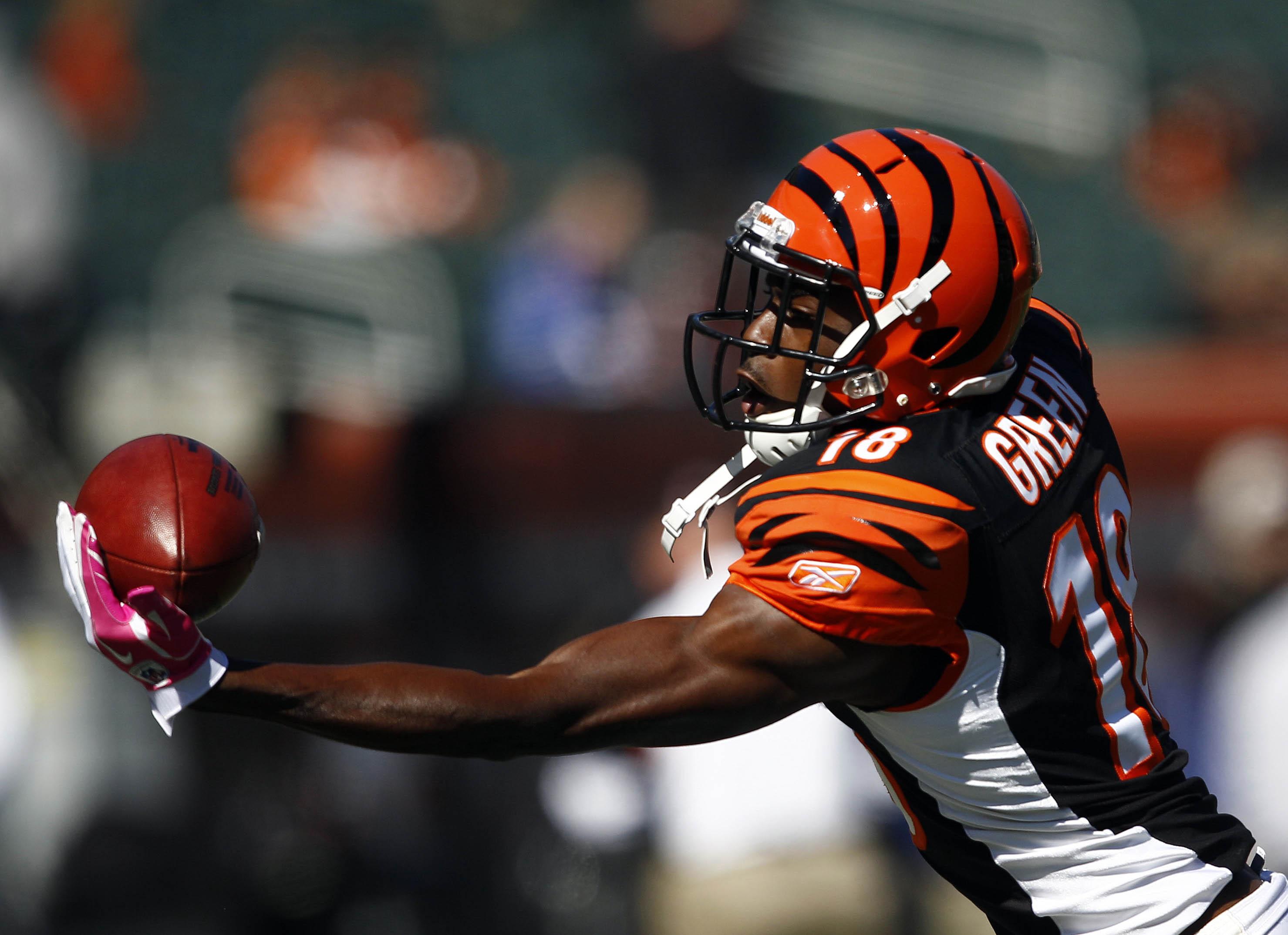 NFL Week 6 Injury Update: A.J. Green Re-Injures Toe