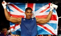 anthony joshua vs denis bakhtov fight video