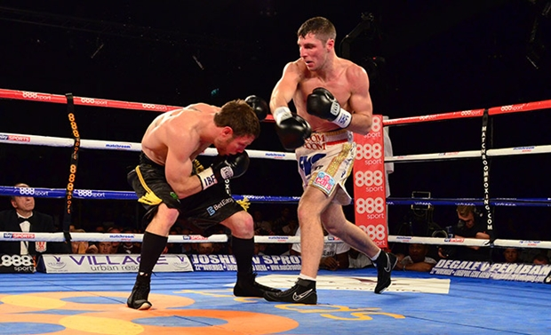 tommy coyle vs michael katsidis