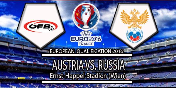 Austria Vs Russia