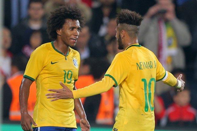 Brazil Vs Austria