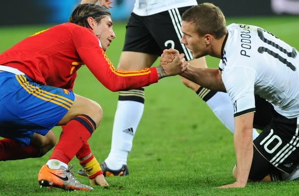germany vs spain