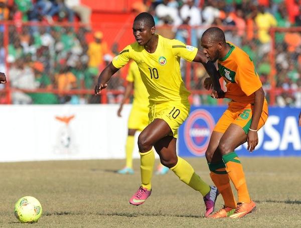 Mozambique Vs Zambia