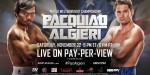 pacquiao vs algieri results