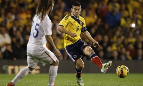USA 1 - 2 Colombia