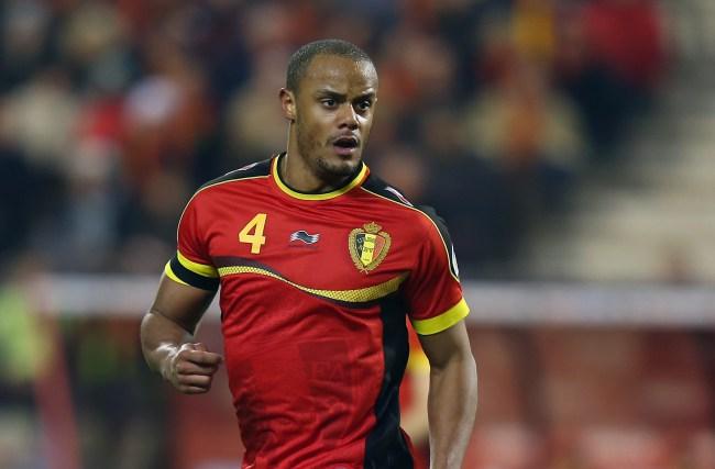 belgium footballer