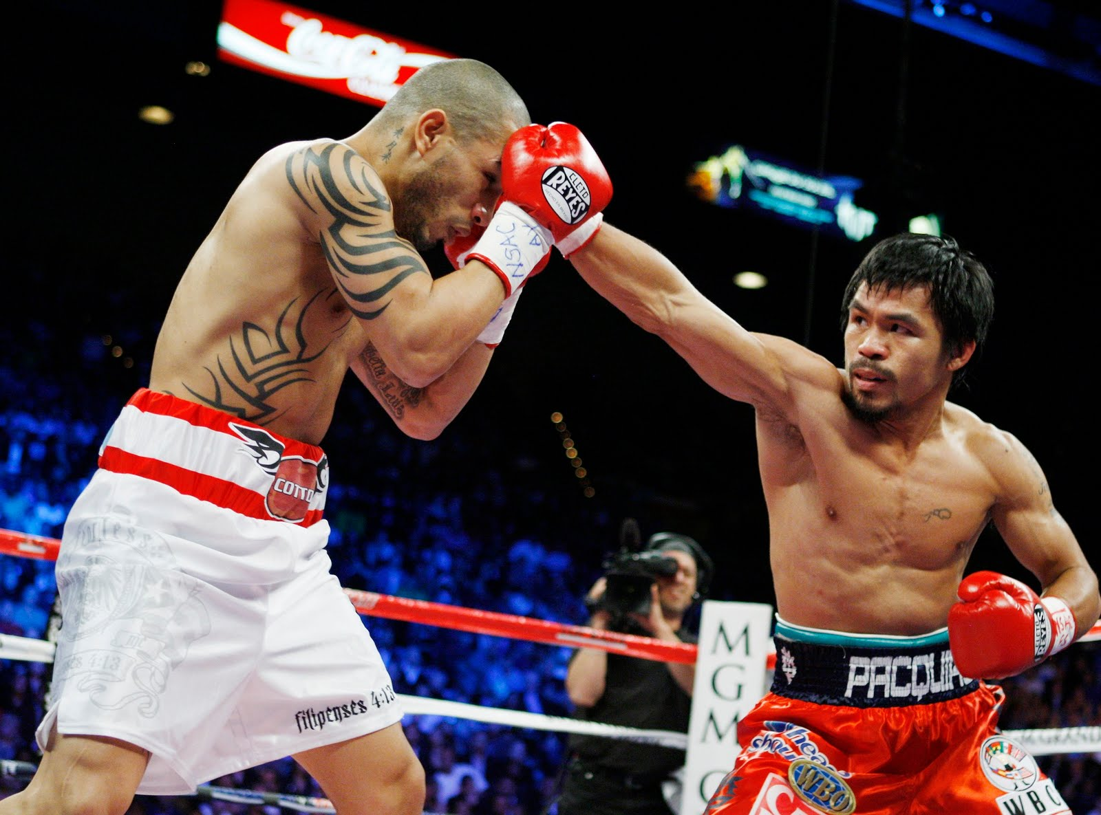 Manny Pacquiao vs Jessie Vargas For May 2nd? - TSM PLUG