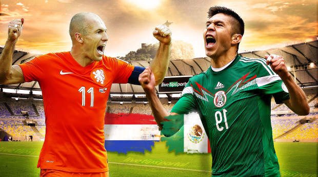 Holland vs mexico