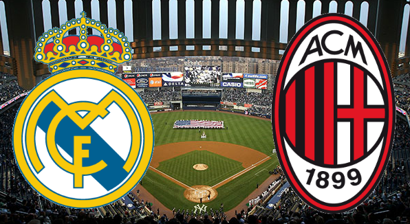 AC Milan Vs Real Madrid