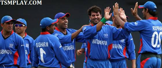 Afghanistan in World Cup 2015