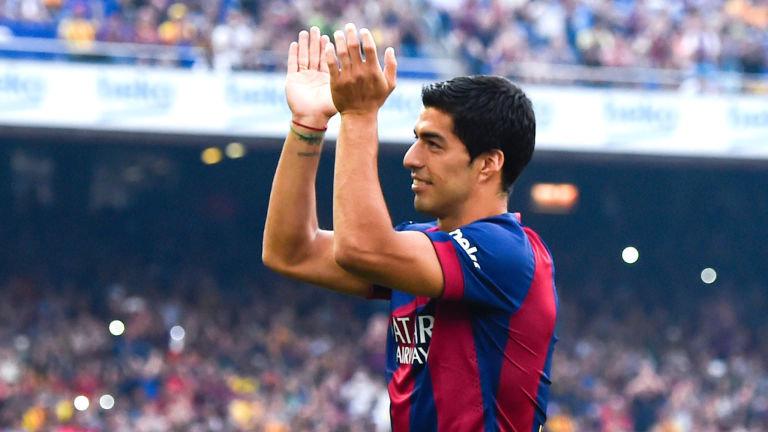 Barcelona thrashed Huesca