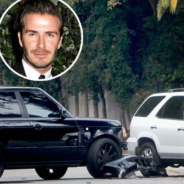 Beckham was saved