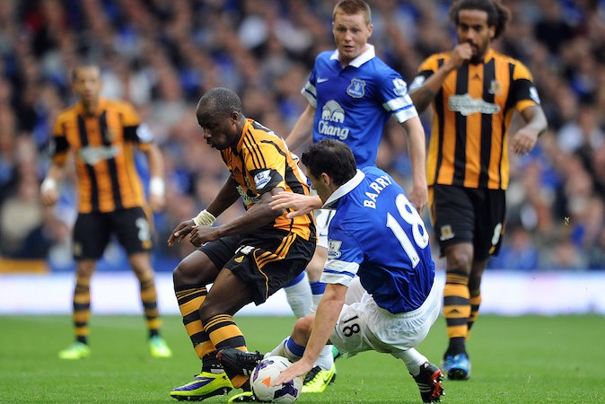 Hull city Vs Everton new