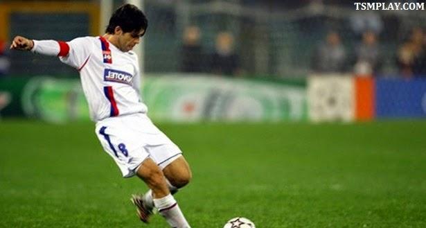 he is the best free kick taker