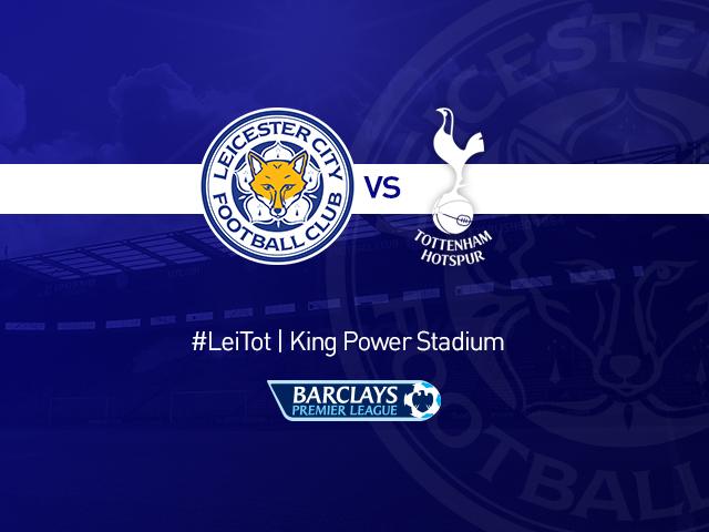 Tottenham Vs Leicester City: Leicester City Vs Tottenham Hotspur (English Premier
