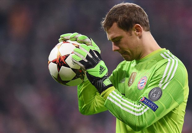 Manuel Neuer and ballon d'Or