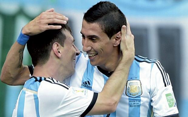 Messi+Maria