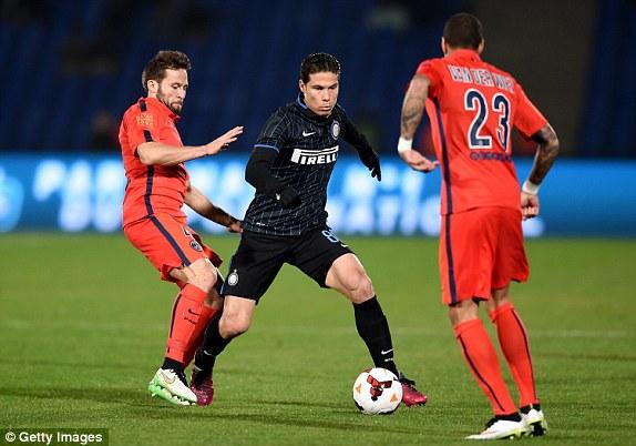 PSG 1 - 0 Inter Milan