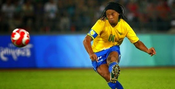 one of the top free kick takers in Brazil