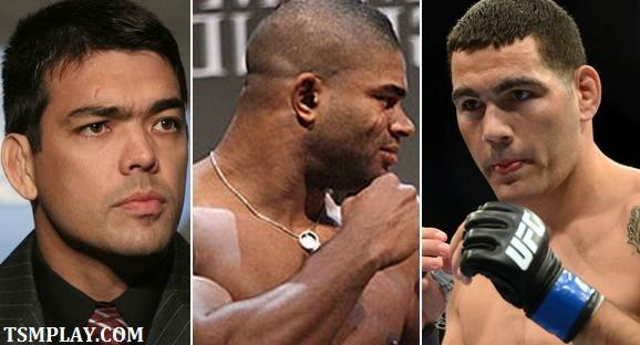Most Earning uFC Athletes 2015