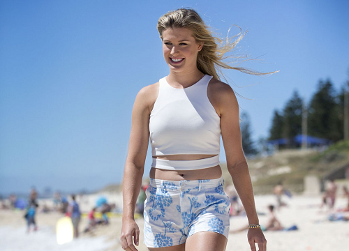 Canadian beauty eugenie bouchard reveals about her dream man tsm