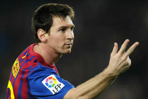 Image Result For Messi Hat Trick