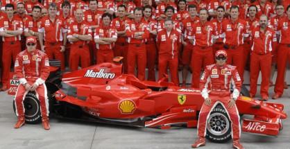 formula 1 2015 team list