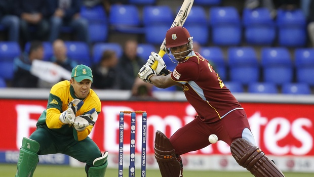 4th ODI match between West Indies – South Africa